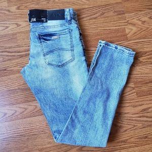 ARMANI EXCHANGE | Light Wash Skinny Jeans